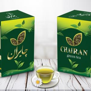 Packed Green Tea